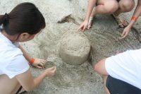 任务:建沙城-城堡