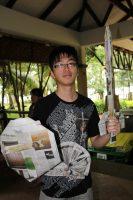 任务:造兵器-圣剑和盾