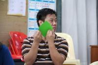 华牧师教导如何折纸心
