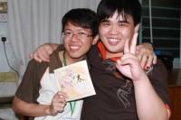 Joshua and Sing Ong