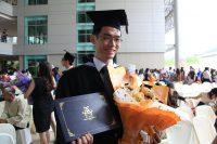 Stephen毕业了
